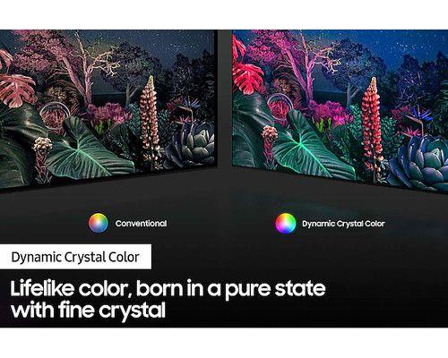 "Samsung Series 8 UE43AU8072U 109.2 cm (43"") 4K Ultra HD Smart TV Wi-Fi Black 8"