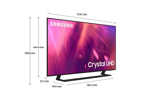 "Samsung Series 9 UE50AU9007KXXU TV 127 cm (50"") 4K Ultra HD Smart TV Wi-Fi Black 8"