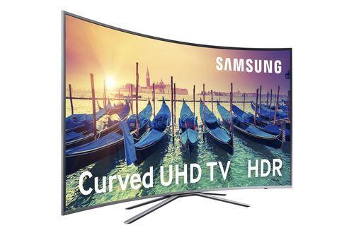 """Samsung 43"""" KU6500 6 Series UHD Crystal Colour HDR Smart TV"""