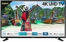 Samsung 138 cm (55 Inches) 4K UHD LED Smart TV UA55NU6100 (Black) (2019 model)
