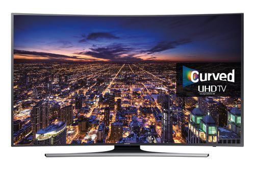"Samsung UE40JU6500K 101.6 cm (40"") 4K Ultra HD Smart TV Wi-Fi Black"