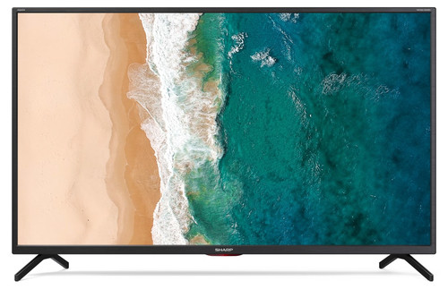 "Sharp Aquos 40BN5EA 101.6 cm (40"") 4K Ultra HD Smart TV Wi-Fi Black 0"