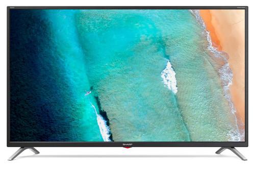 "Sharp 43BL3EA 109.2 cm (43"") 4K Ultra HD Smart TV Wi-Fi Black 0"