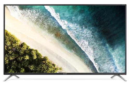 "Sharp Aquos 55BN2E 139.7 cm (55"") 4K Ultra HD Smart TV Wi-Fi Black 0"