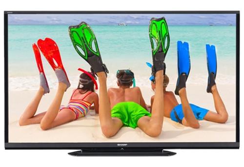 "Sharp LC70LE550U TV 177.8 cm (70"") Full HD Black 0"