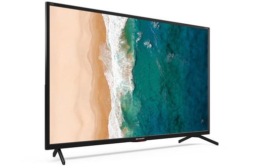 "Sharp Aquos 40BN5EA 101.6 cm (40"") 4K Ultra HD Smart TV Wi-Fi Black 1"