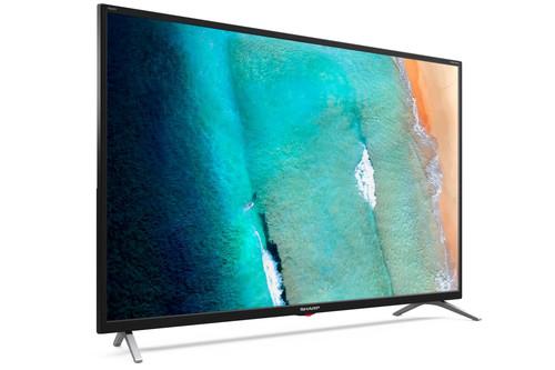 "Sharp 43BL3EA 109.2 cm (43"") 4K Ultra HD Smart TV Wi-Fi Black 2"