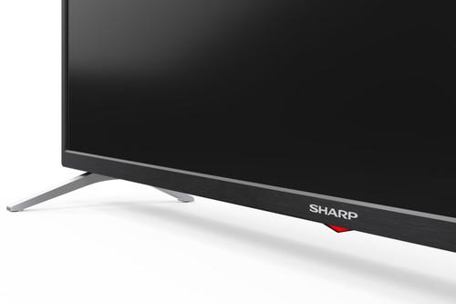 "Sharp 43BL3EA 109.2 cm (43"") 4K Ultra HD Smart TV Wi-Fi Black 4"