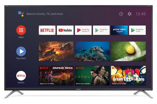 "Sharp Aquos 55BN2E 139.7 cm (55"") 4K Ultra HD Smart TV Wi-Fi Black 5"