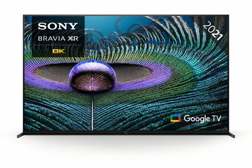 """Sony 85Z9J 2.16 m (85"""") 8K Ultra HD Smart TV Wi-Fi Black 0"""