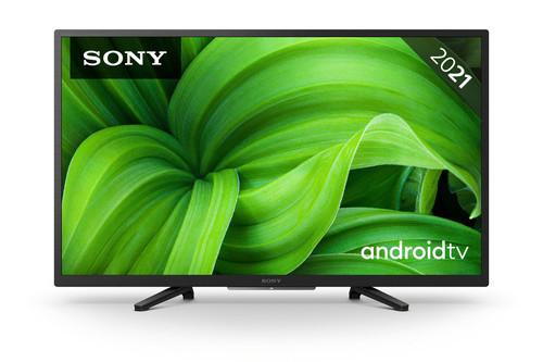 """Sony KD32W800 81.3 cm (32"""") WXGA Smart TV Wi-Fi Black 0"""