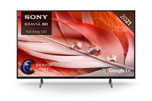 "Sony XR-50X90J 127 cm (50"") 4K Ultra HD Smart TV Wi-Fi Black 0"