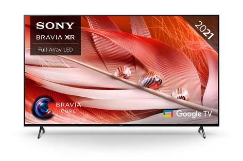 "Sony XR-55X90J 139.7 cm (55"") 4K Ultra HD Smart TV Wi-Fi Black 0"
