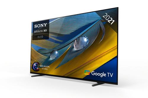 "Sony XR-77A80J 195.6 cm (77"") 4K Ultra HD Smart TV Wi-Fi Black 2"