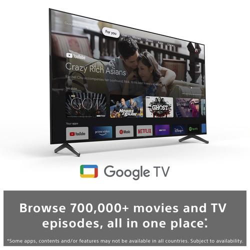 "Sony XR55X90JU TV 139.7 cm (55"") 4K Ultra HD Smart TV Wi-Fi Black 4"