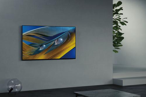"Sony XR-77A80J 195.6 cm (77"") 4K Ultra HD Smart TV Wi-Fi Black 5"