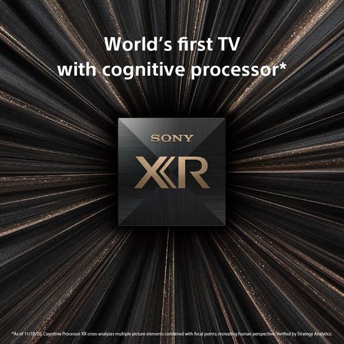 "Sony XR55X90JU TV 139.7 cm (55"") 4K Ultra HD Smart TV Wi-Fi Black 5"