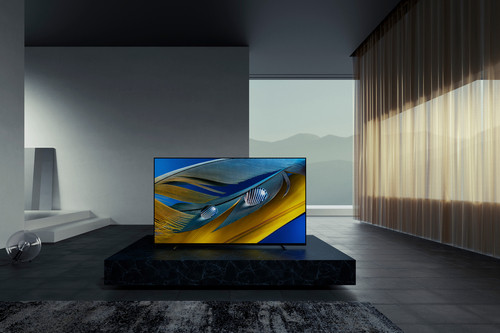 "Sony XR-77A80J 195.6 cm (77"") 4K Ultra HD Smart TV Wi-Fi Black 6"
