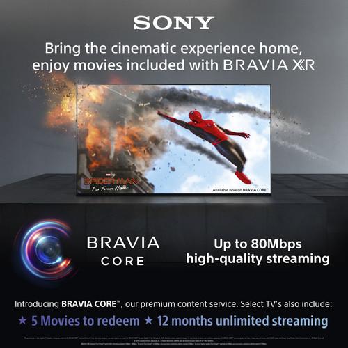 "Sony XR55X90JU TV 139.7 cm (55"") 4K Ultra HD Smart TV Wi-Fi Black 6"