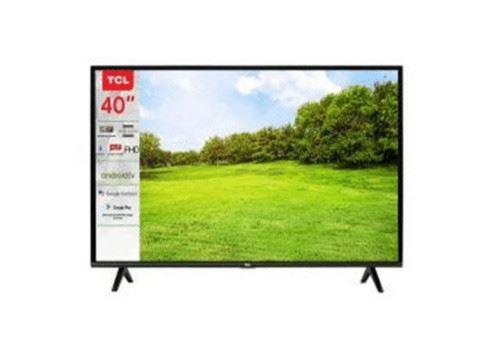 "TCL 40S331-MX TV 101.6 cm (40"") Full HD Smart TV Wi-Fi Black 0"