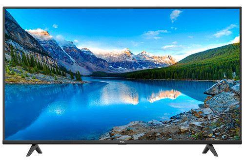 "TCL 43P618 TV 109.2 cm (43"") 4K Ultra HD Smart TV Wi-Fi Black 0"