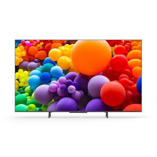 "TCL 50C722 TV 127 cm (50"") 4K Ultra HD Smart TV Wi-Fi Silver 0"