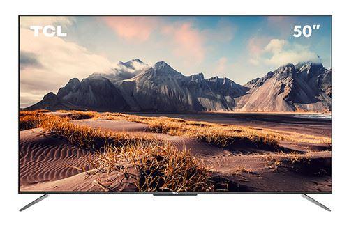 """TCL 50Q637 TV 127 cm (50"""") 4K Ultra HD Smart TV Wi-Fi Black 0"""