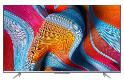 "TCL 65P725 TV 163.8 cm (64.5"") 4K Ultra HD Smart TV Wi-Fi Black 0"