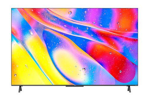 """TCL 75C725 TV 189.5 cm (74.6"""") 4K Ultra HD Smart TV Wi-Fi Black 0"""