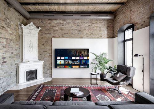 "TCL 55C722 TV 139.7 cm (55"") 4K Ultra HD Smart TV Wi-Fi Silver 9"