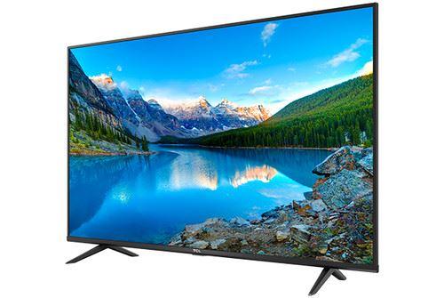 "TCL 43P618 TV 109.2 cm (43"") 4K Ultra HD Smart TV Wi-Fi Black 1"