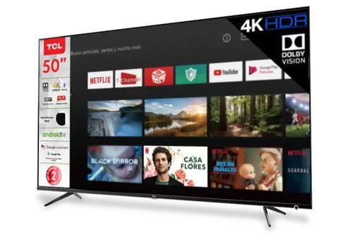 "TCL 50A527 TV 127 cm (50"") 4K Ultra HD Smart TV Wi-Fi Black 1"