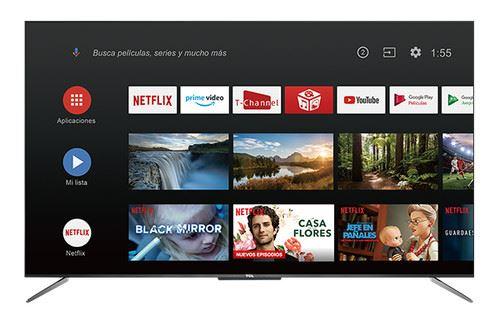 """TCL 50Q637 TV 127 cm (50"""") 4K Ultra HD Smart TV Wi-Fi Black 1"""