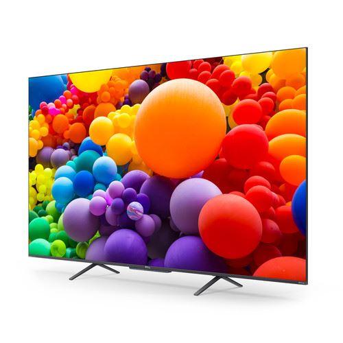 "TCL 65C722 TV 165.1 cm (65"") 4K Ultra HD Smart TV Wi-Fi Silver 1"
