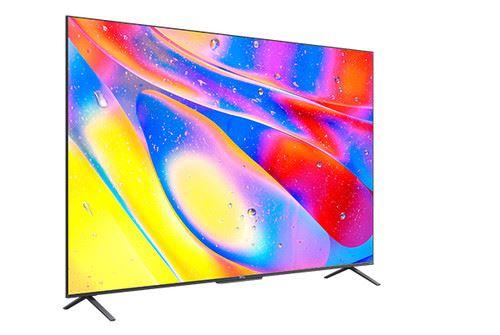 """TCL 75C725 TV 189.5 cm (74.6"""") 4K Ultra HD Smart TV Wi-Fi Black 1"""