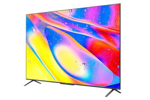 """TCL 75C725 TV 189.5 cm (74.6"""") 4K Ultra HD Smart TV Wi-Fi Black 2"""