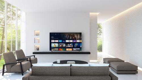 "TCL 65C722 TV 165.1 cm (65"") 4K Ultra HD Smart TV Wi-Fi Silver 7"