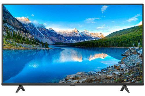 "TCL 43P618 TV 109.2 cm (43"") 4K Ultra HD Smart TV Wi-Fi Black"