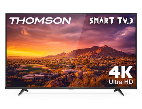 "Thomson 55UG6300 TV 139.7 cm (55"") 4K Ultra HD Smart TV Wi-Fi Black 0"