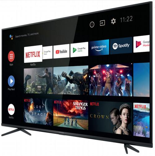 "Thomson 65UG6400 TV 165.1 cm (65"") 4K Ultra HD Smart TV Wi-Fi Black 0"