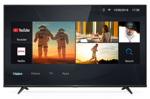 "Thomson 55UG6300 TV 139.7 cm (55"") 4K Ultra HD Smart TV Wi-Fi Black 1"