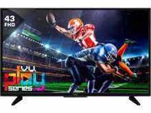 VU T43D1510 43 inch LED Full HD TV