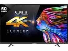 VU T60D1680 60 inch LED 4K TV
